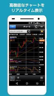 Androidアプリ「FX取引 外貨ネクストネオ」のスクリーンショット 3枚目