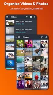 Androidアプリ「AndroVid - ビデオエディタ」のスクリーンショット 5枚目