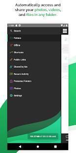 Androidアプリ「SugarSync」のスクリーンショット 1枚目