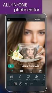 Androidアプリ「Photo Studio PRO」のスクリーンショット 1枚目