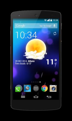 Androidアプリ「アニメーションウィジェットを乗り切る」のスクリーンショット 3枚目