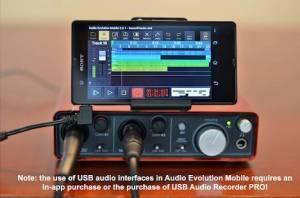Androidアプリ「Audio Evolution Mobile Studio」のスクリーンショット 4枚目
