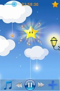 Androidアプリ「赤ちゃんのための子守歌」のスクリーンショット 2枚目