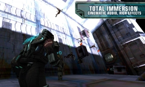 Androidアプリ「Dead Space™」のスクリーンショット 1枚目