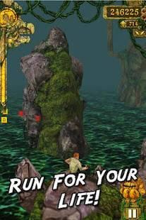 Androidアプリ「Temple Run」のスクリーンショット 5枚目
