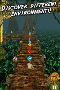 Androidアプリ「Temple Run」のスクリーンショット 4枚目