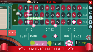 Androidアプリ「Roulette Royale - FREE Casino」のスクリーンショット 1枚目