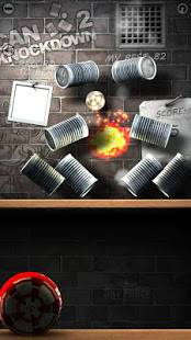 Androidアプリ「Can Knockdown 2」のスクリーンショット 5枚目