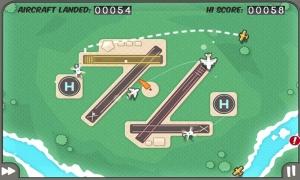 Androidアプリ「Flight Control」のスクリーンショット 2枚目