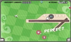 Androidアプリ「Flight Control」のスクリーンショット 3枚目