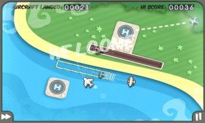 Androidアプリ「Flight Control」のスクリーンショット 5枚目