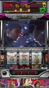 Androidアプリ「パチスロ鉄拳2nd」のスクリーンショット 1枚目