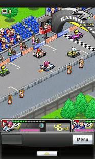 Androidアプリ「Grand Prix Story」のスクリーンショット 1枚目