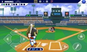 Androidアプリ「Baseball Superstars® 2011」のスクリーンショット 4枚目