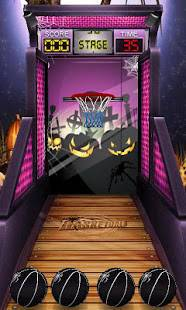 Androidアプリ「バスケットボール Basketball Mania」のスクリーンショット 2枚目