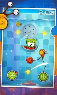 Androidアプリ「Cut the Rope: Experiments」のスクリーンショット 3枚目