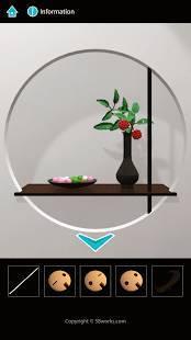 Androidアプリ「脱出ゲーム KALAQULI R」のスクリーンショット 3枚目