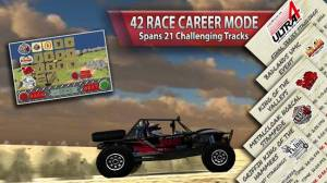 Androidアプリ「ULTRA4 Offroad Racing」のスクリーンショット 3枚目