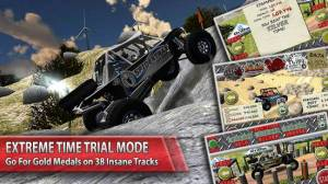 Androidアプリ「ULTRA4 Offroad Racing」のスクリーンショット 2枚目