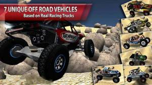 Androidアプリ「ULTRA4 Offroad Racing」のスクリーンショット 1枚目
