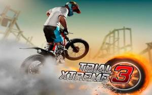 Androidアプリ「Trial Xtreme 3」のスクリーンショット 1枚目