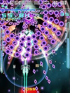 Androidアプリ「弾幕無限2 - Danmaku Unlimited 2」のスクリーンショット 2枚目