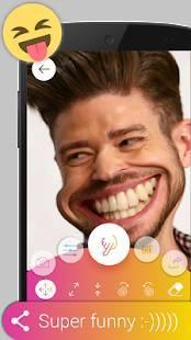 Androidアプリ「Photo Warp」のスクリーンショット 4枚目