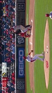 Androidアプリ「MLB At Bat」のスクリーンショット 4枚目
