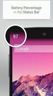 Androidアプリ「電池 - Battery」のスクリーンショット 2枚目