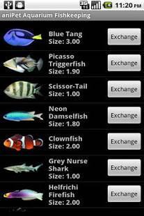 Androidアプリ「aniPet海洋水族館ライブ壁紙(無料版)」のスクリーンショット 3枚目
