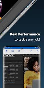 Androidアプリ「VNC Viewer - Remote Desktop」のスクリーンショット 3枚目