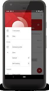 Androidアプリ「Twilight: あなたの健やかな睡眠をお守りします」のスクリーンショット 4枚目