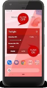 Androidアプリ「Twilight: あなたの健やかな睡眠をお守りします」のスクリーンショット 2枚目