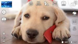 Androidアプリ「ズームカメラ」のスクリーンショット 5枚目