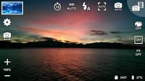 Androidアプリ「ズームカメラプロ」のスクリーンショット 3枚目