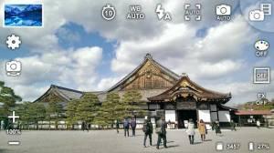 Androidアプリ「ズームカメラプロ」のスクリーンショット 2枚目