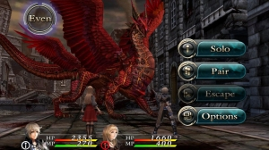 Androidアプリ「CHAOS RINGS II」のスクリーンショット 5枚目