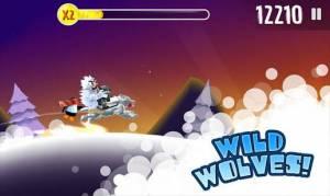 Androidアプリ「Ski Safari」のスクリーンショット 2枚目
