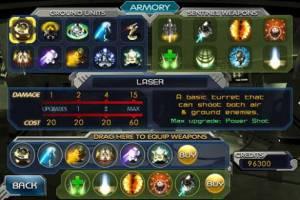 Androidアプリ「Sentinel 3: Homeworld」のスクリーンショット 4枚目