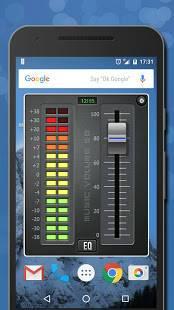Androidアプリ「音楽イコライザー低音ブースターとボリュームブースター🎧」のスクリーンショット 5枚目