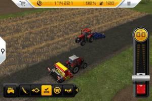 Androidアプリ「Farming Simulator 14」のスクリーンショット 5枚目