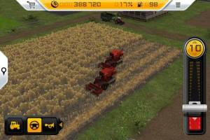 Androidアプリ「Farming Simulator 14」のスクリーンショット 4枚目