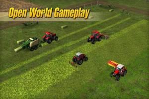 Androidアプリ「Farming Simulator 14」のスクリーンショット 3枚目