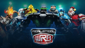 Androidアプリ「Real Steel World Robot Boxing」のスクリーンショット 1枚目