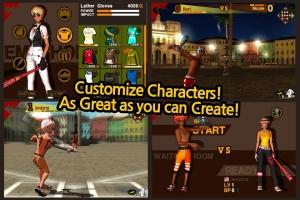 Androidアプリ「フリースタイル野球」のスクリーンショット 4枚目