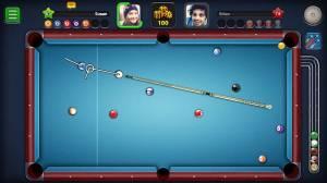 Androidアプリ「8 Ball Pool」のスクリーンショット 1枚目