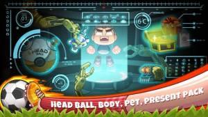Androidアプリ「Head Soccer」のスクリーンショット 2枚目