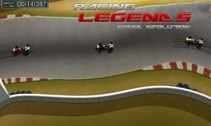 Androidアプリ「Racing Legends」のスクリーンショット 5枚目