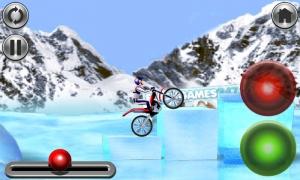 Androidアプリ「バイクマニア - レーシングゲーム」のスクリーンショット 5枚目