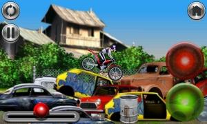 Androidアプリ「バイクマニア - レーシングゲーム」のスクリーンショット 3枚目